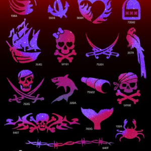 Pirate Treasure Theme Poster
