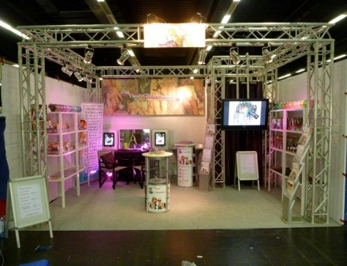 Display and Booths 4