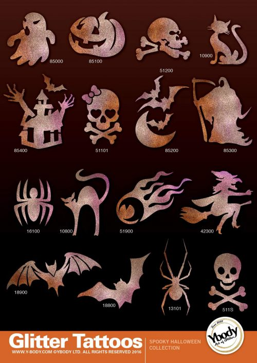 Spooky Theme Poster