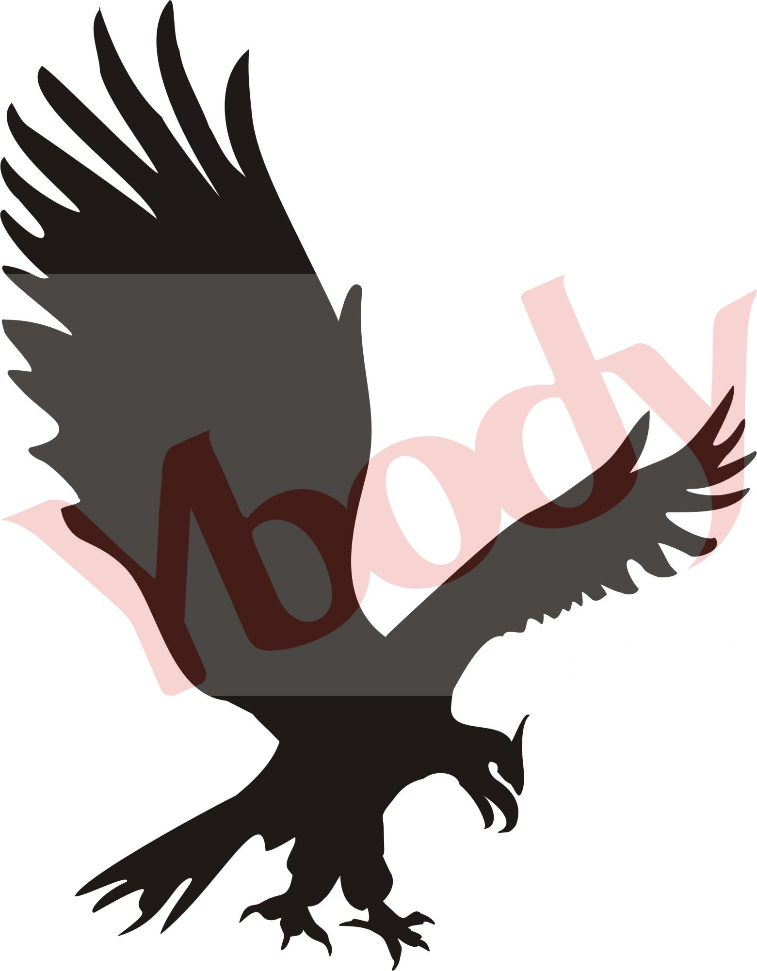 20300 Eagle Stencil – Ybody International Glitter Tattoos