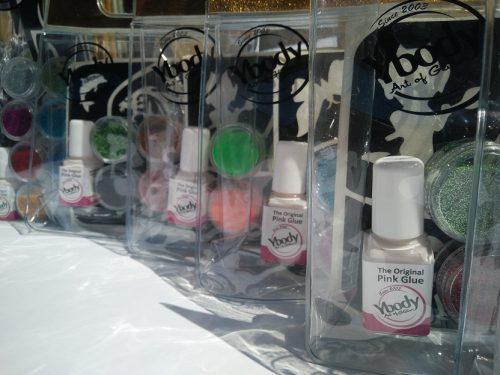 Glitter Tattoo DIY Kits